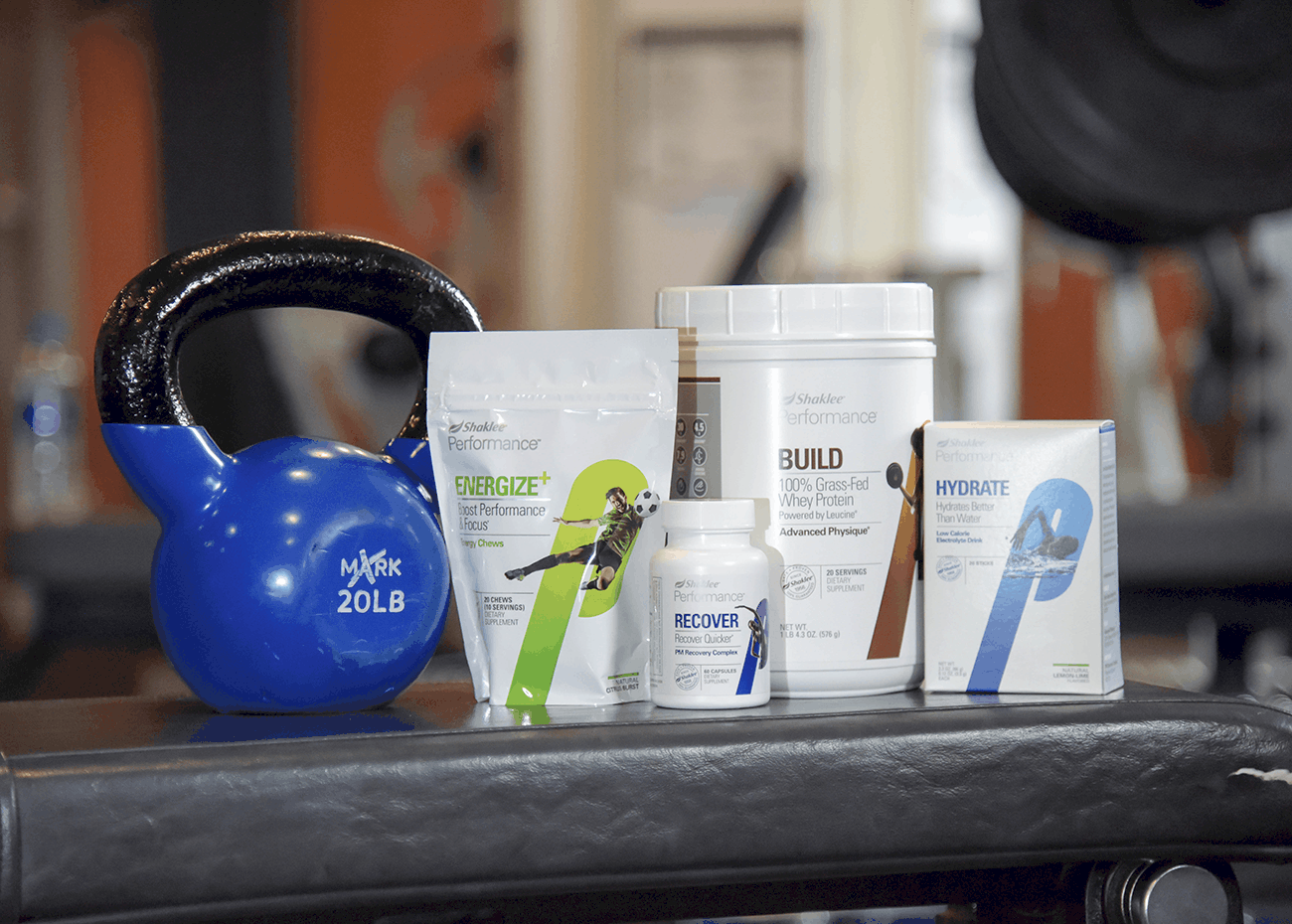 Shaklee Nutrition Energy Products