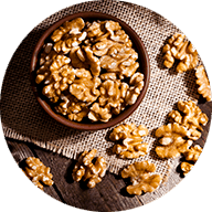 Go Natural with Nuts